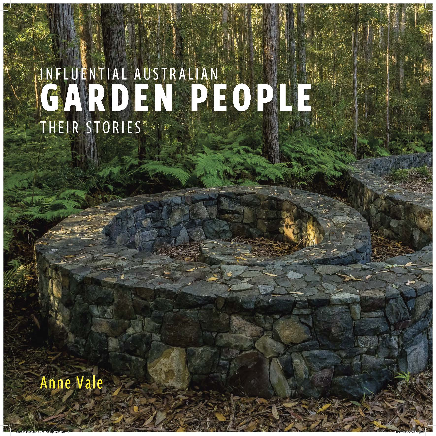 Publications anne vale garden history consultancy click on the link to hear anne discussing influential australian garden people with michael williams on blueprint for living radio national october 13th malvernweather