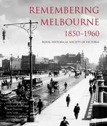 REMEMBERING MELBOURNE FRONT COVER for web